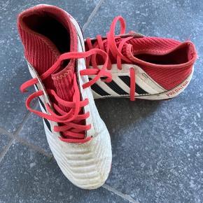 Fodboldstøvler - brugt 1 sæson