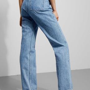 Weekday ROW SKY BLUE  27/32  mega fede jeans