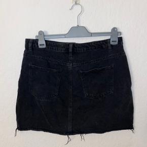 Denim nederdel fra vero moda