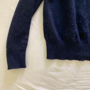 100 % cashmere trøje