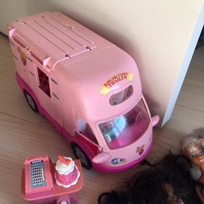 En masse Barbie skriv for flere billeder