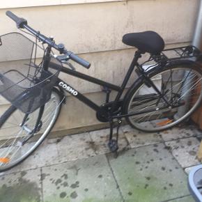 Sælger min cykel da jeg har købt en el cykel er pæn og velholdt altid stået inde