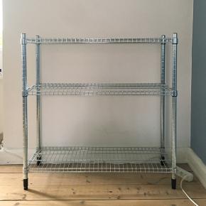 IKEA OMAR tråd reol ✨ Mål: 92x36x94 cm