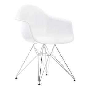 Sælger to Charles Eames DAR Vita stole. Fin stand - har for det meste været brugt som pyntestole. Grå siddepuder medfølger til begge. Prisen er pr. stk. Skriv endelig for yderligere information.