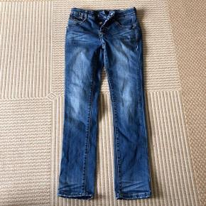 PompDeLux flotte jeans med stræk str 140 cm