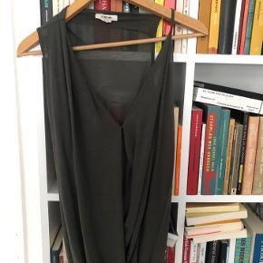 Lang top fra Helmut Lang.  God stand.  Har også brugt den som kjole - på en god dag.
