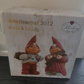 Klarborg nisser 2012  Karla og Ludvig   Nye