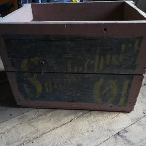 Gl kasse Byd