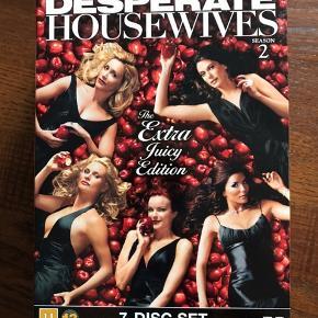 Desperate housewives, sæson 2,  7-Disc set.