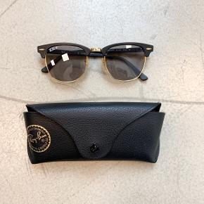 OBS! Privatbeskeder og kommentarer besvares som udgangspunkt ikke. Prisen er fast.  (74) Clubmaster briller fra Ray Ban. Nye.