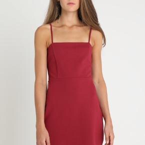 Even&Odd rød fest kjole