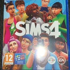 Har de her spil til ps 4  Sims er til 100   De er ny
