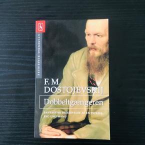F.M. Dostojevskij Dobbeltgænger  5. Udgave, 2 oplag  Pris 50kr