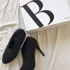 Ruskindsstøvler fra B&Co aldrig brugt.