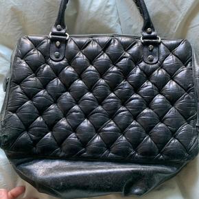 Fin quiltet Balenciaga taske - Trænger til en pudsning.   Kom med et BYD