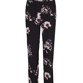 """Fine bløde bukser med elastik i livet, så de er fleksible.  Brugt en del men stadig fine :-)  """"Pantomime pants""""."""