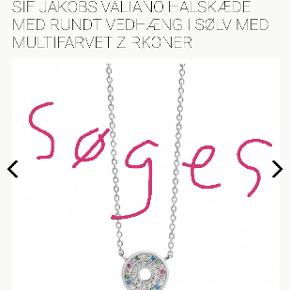 Sif Jakobs Valiano halskæde købes