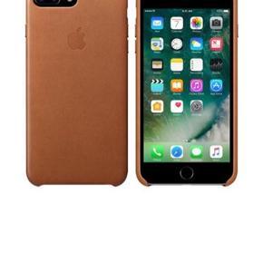 Handler via mobilpay ved ts kommer gebyr oveni. Appel cover aldrig brugt sælges da jeg har købt ny mobil. IPhone 8 plus
