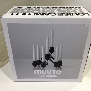Muuto lysestage, aldrig været ude af kassen, ny pris 699.-