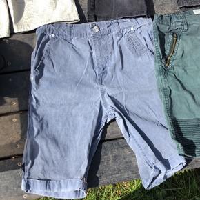 4 par shorts fra bl.a. zara...50 stykket