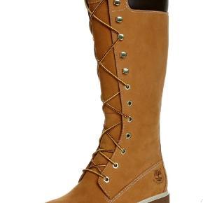 Sælger de populære Timberland snørestøvler i str. 37. Aldrig brugt!