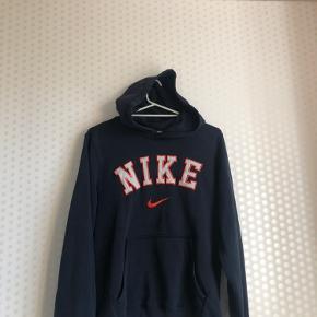 Vintage Nike hoodie   Uden snøre