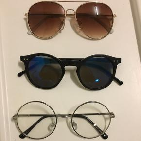 Solbriller til pige  Pris for alle 3 1 for 15 I meget fin stand