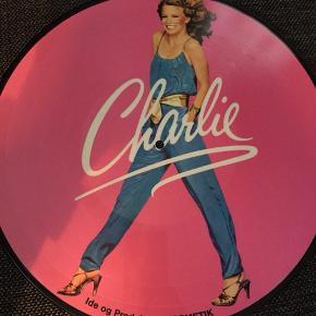 Charlie reklame LP. Hitparade. Charlie reklame billed  lp.
