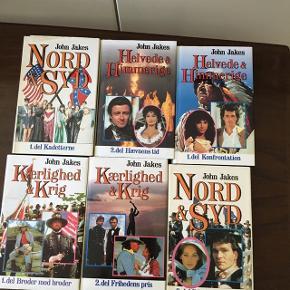 Bog samling nord og syd. Kærlighed og krig