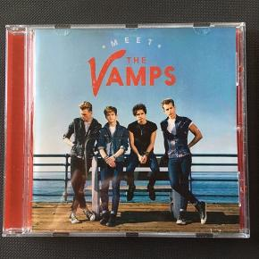 Meet the Vamps cd, musik   Meet The Vamps   1 Wild Heart 2 Last Night 3 Somebody To You 4 Can We Dance 5 Girls On Tv 6 Risk It All 7 Oh Cecilia (Breaking My Heart) 8 Another World 9 Move My Way 10 She Was The One 11 High Hopes 12 Shout About It 13 Dangerous 14 Lovestruck 15 Smile
