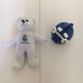 Real Madrid bamse og sparegris - et hit for fans, har kun stået i kort tid til pynt - kom med et bud