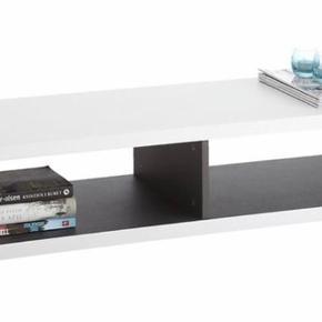 NYT Hvidt/grå møbel Terndrup mål: 119 cm x 39 cm, aldrig været pakket ud af kassen
