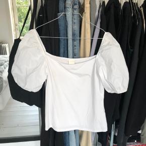 Puff ærmer :)  Skjorte/tshirt/top