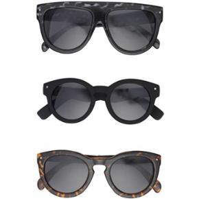 Leveté Room solbrille. Klassisk brun solbrille sælges.   Det er den brune jeg sælger ! :)
