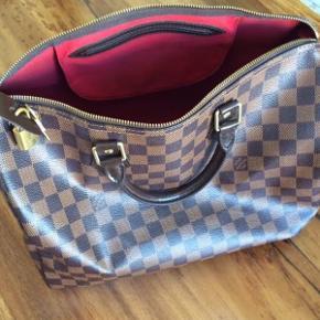 Louis Vuitton speedy 35 taske sælges.  Dustbag medfølger. Bytter ikke.