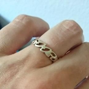 Spinning jewelry størrelse x small BYD Ægte sterling sølv