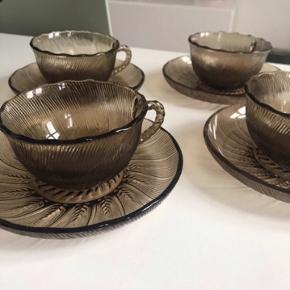 Smukke te/kaffekopper. 6. Stk. Ses/afhentes på Frederiksberg.