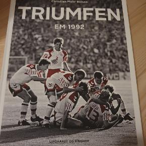 Triumfem EM 1992.  Kom med bud!