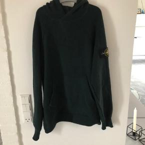 Stone Island hoodie grøn Str M Intet OG Cond 8,5