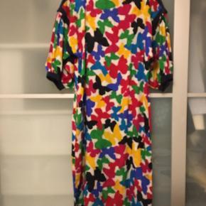 Fantastisk smuk Vintage Escada  Materiale: 100 silk  Har 2 side lommer. Bytte ikke !  Fast pris!  Sender vis Dao