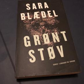 Sara Blædel - grønt støv