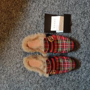 Kvittering haves Skotsk hertug slippers til den store spiller   Bliver solgt d. 3 vedmindre de kan hentes hurtigere