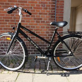 X-zite 7 gears, rarely used. Reason for selling it - we got a new cargo bike for the kids.  Bid!