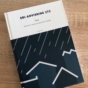 Helt ny SBI-anvisning om Tage, udgivet i 2019. Bogens sider er sluppet fra bog-ryggen, hvorfor bogen sælges billigere.  Nypris er 725 kr.