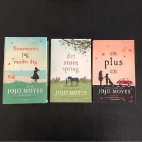 Jo Jo Moyes bøger  Sælges for 75kr pr stk