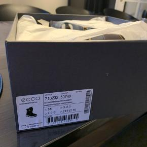 Dejlige vinterstøvler fra Ecco. Haves i flere størrelser