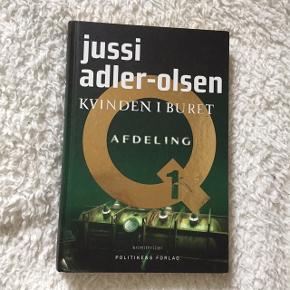 Jussi adler-Olsen Kvinden i buret Afdeling Q
