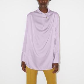 Style DELIA - silkeskjorte fra MB - Fremstår i meget pæn stand - sender gere flere billeder