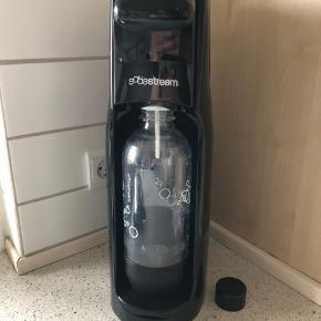 Sodastream Jet - brugt meget lidt..