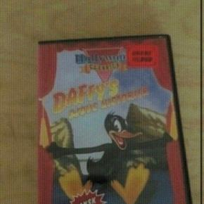 Daffy dvd  - fast pris -køb 4 annoncer og den billigste er gratis - kan afhentes på Mimersgade 111. Kbh n - sender gerne hvis du betaler Porto - mødes ikke andre steder - bytter ikke